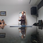 Aula de Interpretação das Regras do Jogo de Futebol.