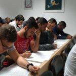 Avaliação da disciplina Interpretação das Regras do Jogo de Futebol com o professor Ubirajara Ferraz.