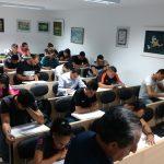 Processo seletivo para a segunda turma do Curso de Formação Profissional em Árbitros de Futebol.