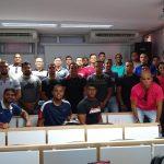 Turma 2019 – Aula Interpretação das Regras do Futebol